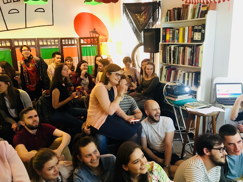 Language Pub Quiz – zdjęcia!